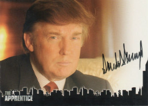 Donald Trump Card Collecting Guide and Checklist 7