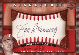 Top 10 Jim Bunning Baseball Cards 9
