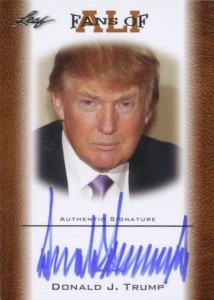 Donald Trump Card Collecting Guide and Checklist 8