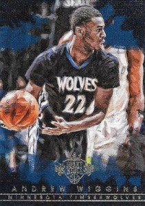 2015-16 Panini Court Kings Basketball Base Wiggins