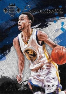 2015-16 Panini Court Kings Basketball Expressionists Curry