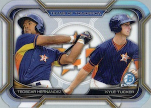 2015 Bowman Draft Baseball Cards - Review Added 28