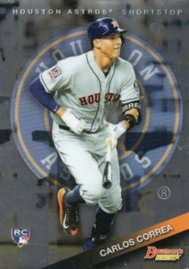 2015 Bowman's Best Baseball Cards 29