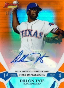 2015 Bowman's Best Baseball Cards 31