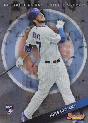Kris Bryant Rookie Card Gallery and Checklist 2