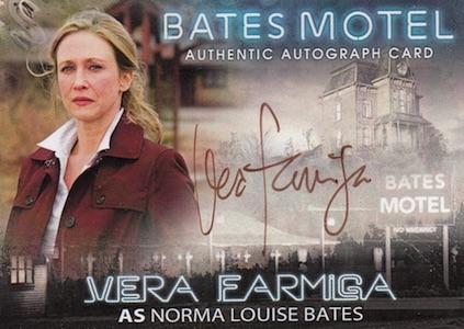 2015 Breygent Bates Motel Trading Cards 32