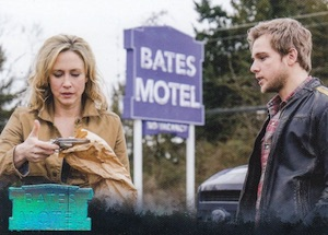 2015 Breygent Bates Motel Base Blue Parallel