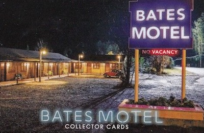 2015 Breygent Bates Motel Postcards from White Pine Bay