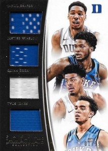 2015 Panini Immaculate Collegiate Multi-Sport Cards 34