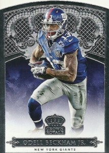 2015 Panini Crown Royale Football Base Odell Beckham