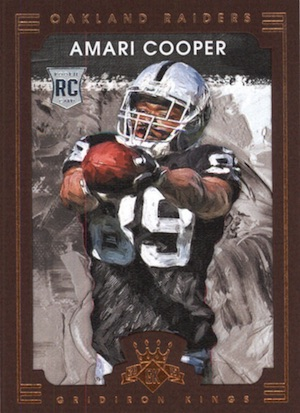 Amari Cooper Rookie Card Gallery and Checklist 13
