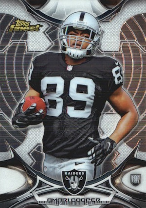 Amari Cooper Rookie Card Gallery and Checklist 34