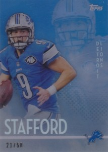 2015 Topps High Tek Football Cards - Review Added 24