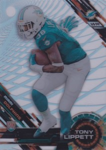 2015 Topps High Tek Football Patterns Grid