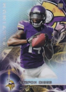 2015 Topps Platinum Football Cards - Review Added 26
