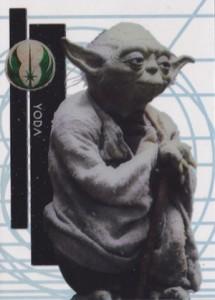 2015 Topps Star Wars High Tek Trading Cards 25