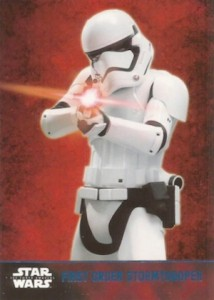 2015 Topps Star Wars: The Force Awakens Series 1 Trading Cards 25