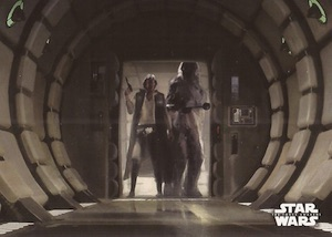 2015 Topps Star Wars The Force Awakens Series 1 Concept Art