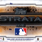 2015 Topps Strata Baseball Cards - Review Added