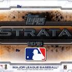 2015 Topps Strata Baseball Cards - Review Added