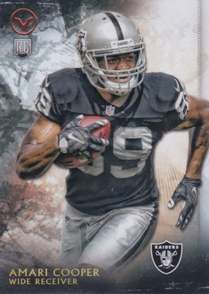 Amari Cooper Rookie Card Gallery and Checklist 45