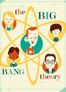 2016 Cryptozoic Big Bang Theory Season 6 and 7 Artist Series