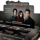 2016 Cryptozoic Vampire Diaries Season 4 Trading Cards