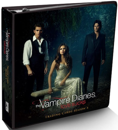 2016 Cryptozoic Vampire Diaries Season 4 Trading Cards 4