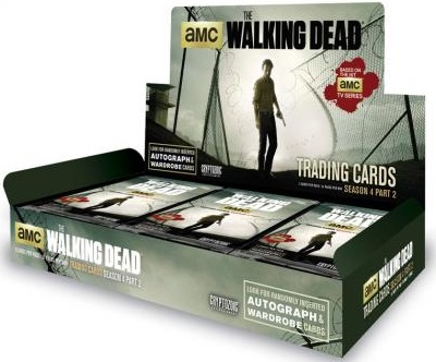 2016 Cryptozoic Walking Dead Season 4 Part 2 Trading Cards 3