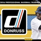 2016 Donruss Baseball Cards