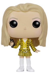 2016 Funko Pop Clueless Vinyl Figures 1