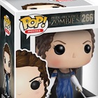 Funko Pop Pride and Prejudice and Zombies Vinyl Figures