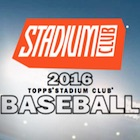 2016 Topps Stadium Club Baseball Cards
