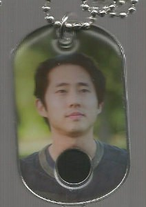 Bulls I Walking Dead Dog Tags