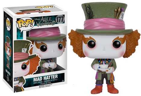 2016 Funko Pop Alice in Wonderland Vinyl Figures 22