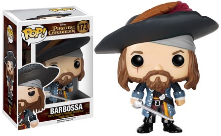Ultimate Funko Pop Pirates of the Caribbean Figures Gallery and Checklist 5