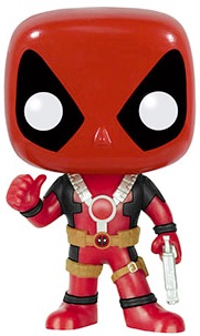 Funko Pop Deadpool Vinyl Figures 112 gun 2