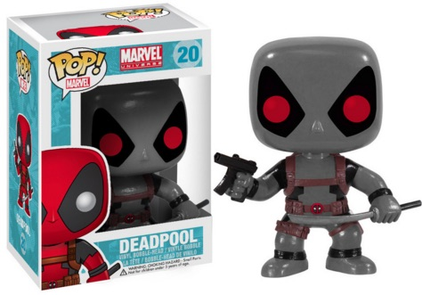 Pop Funko Deadpool Vinyl Figures 20 Deadpool X-Force Hot Topic