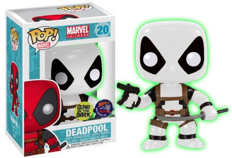 Ultimate Funko Pop Deadpool Figures Checklist and Gallery 8