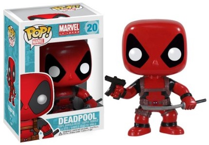 Pop Funko Deadpool Vinyl Figures 20