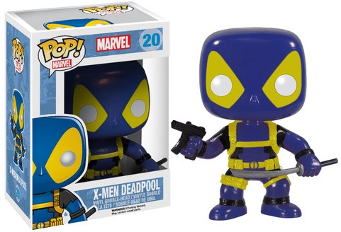Pop Funko Deadpool Vinyl Figures X-Men