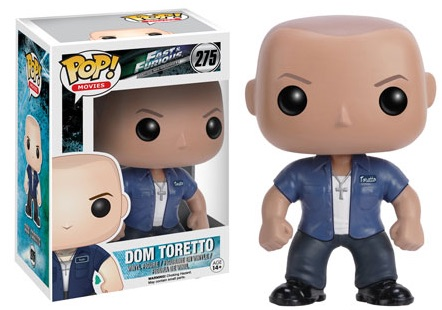 2016 Funko Pop Fast & Furious Vinyl Figures 21