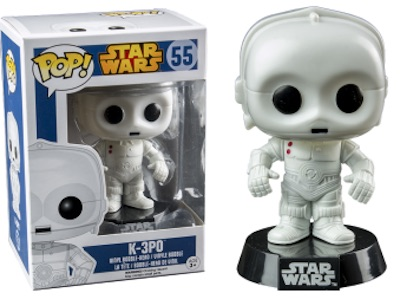 Ultimate Funko Pop Star Wars Figures Checklist and Gallery 69