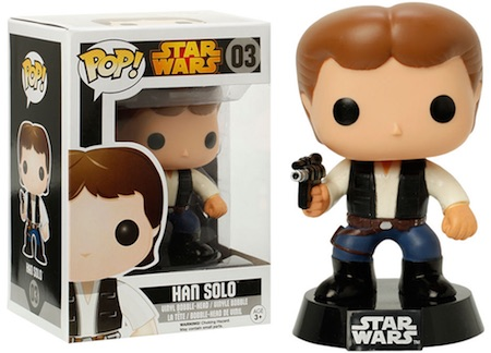 Ultimate Funko Pop Star Wars Figures Checklist and Gallery 459