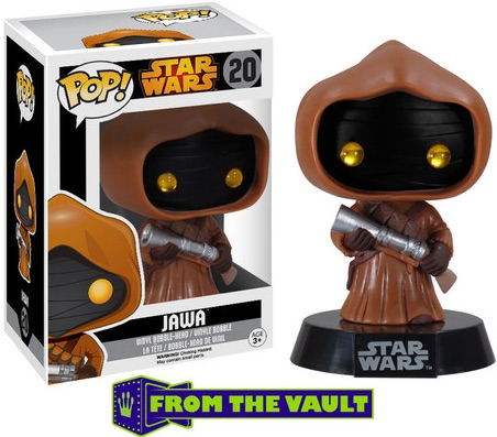 Ultimate Funko Pop Star Wars Figures Checklist and Gallery 466
