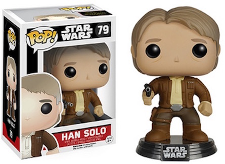 Funko Star Wars Pop 79 Han Solo