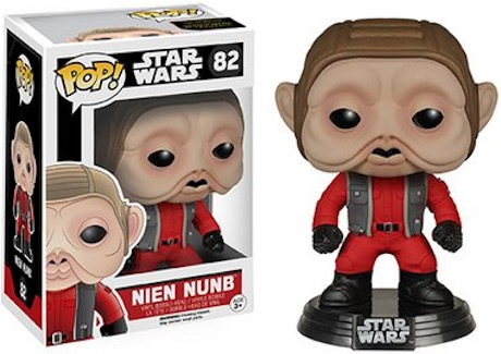 Funko Star Wars Pop 82 Nien Nunb