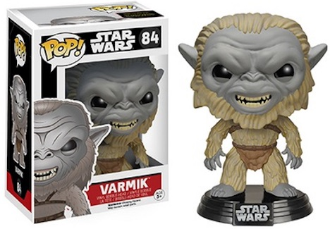 Funko Star Wars Pop 84 Varmik