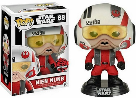 Funko Star Wars Pop 88 Nien Numb Helmet