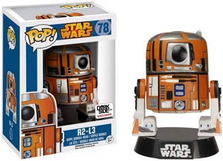 Ultimate Funko Pop Star Wars Figures Checklist and Gallery 96